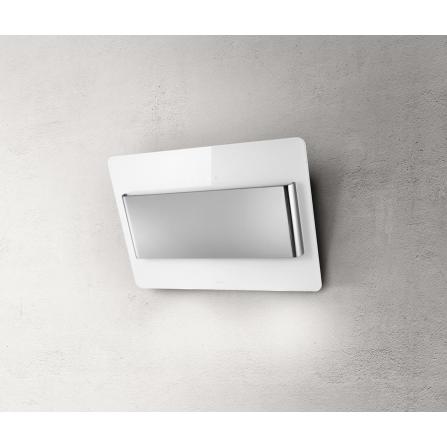 Elica Cappa a Parete Belt PRF0038443C Vetro Bianco da 80cm
