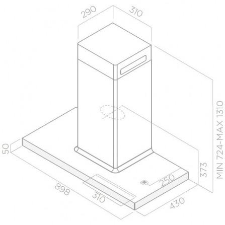Forno a microonde 25 lt grill al quarzo smart inverter MH6535GPS LG