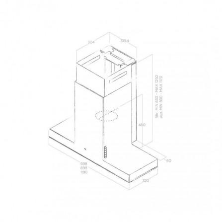 Unita Interna a parete AR5500M per sistemi Multi Split Inverter colore bianco AR09KSWNAWKNET Samsung