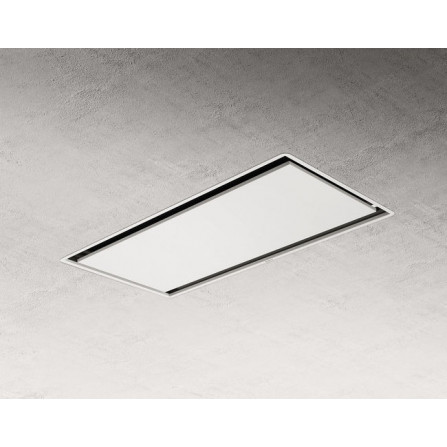 Elica Cappa a Soffitto Illusion No Motor PRF0146253 Bianco da 100x50cm