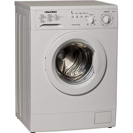 SanGiorgio S5510C lavatrice Libera installazione 7 kg 1000 Giri/min A+++