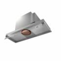 Faber Cappa ad Incasso Ilma X 305.0482.954 Inox da 120cm - Disponibilità Immediata