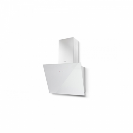 Faber Cappa a Parete Tweet 330.0529.667 Vetro Bianco da 80cm