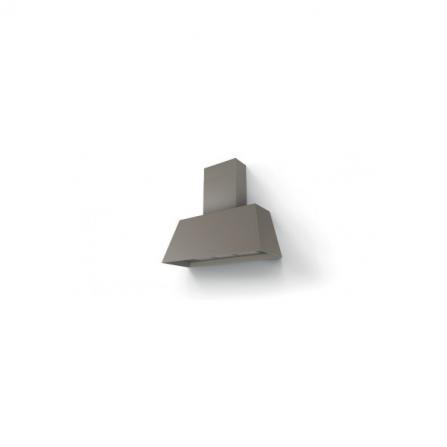 Faber Cappa a Parete Chloè XL 321.0506.535 Grigio Opaco da 110cm