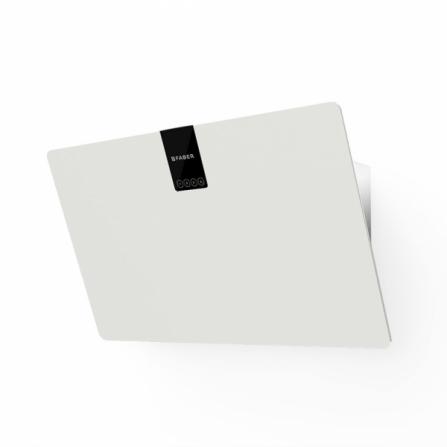 Faber Cappa a Parete Soft Edge 80 330.0597.528 Bianco Kos da 80cm