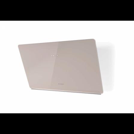 Faber Cappa a Parete Glam Light Zero Drip 330.0615.674 Vetro Sabbia da 80cm