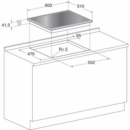 Asciugabiancheria a pompa di calore 9 kg A++ WT47W469IT Siemens