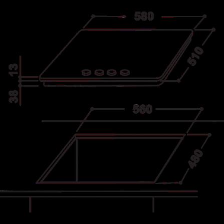 Climatizzatore portatile monoblocco 10.000 btu/h DOLCECLIMA SILENT 10 Olimpia Splendid