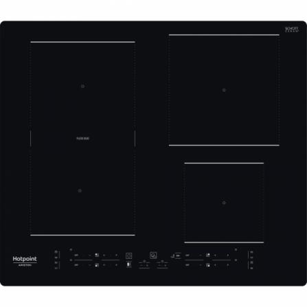 Hotpoint Ariston Piano Cottura ad Induzione HB 3160C NE Nero da 60cm