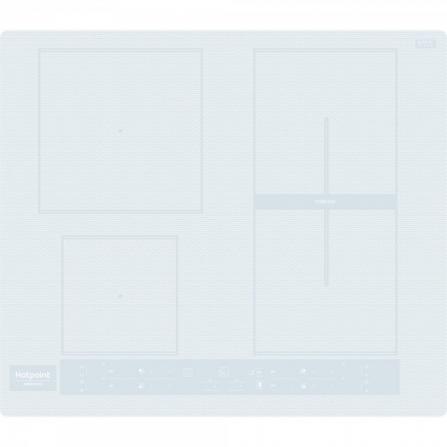 Hotpoint Ariston Piano Cottura ad Induzione HB 8460B NE/W Bianco da 60cm