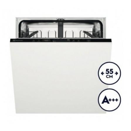 Electrolux KESC 5300 L lavastoviglie integrata totale - 55 cm, Classe di efficienz aenergetica A+++, Capacità 12 coperti, Silenz