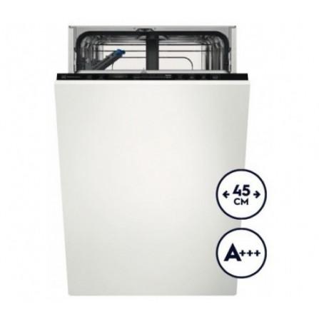 Electrolux KEGB 2310 L lavastoviglie integrata totale, Mulinello satellitare, Tecnologia AirDry