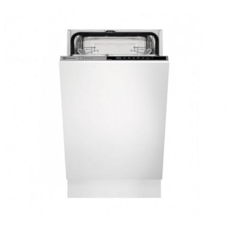 Electrolux KEQC2200L Lavastoviglie da Incasso a Scomparsa Totale 45 cm Classe A++ 46db 9 coperti