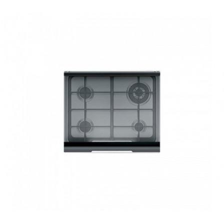 Electrolux EHLSL60K Coperchio per piani di cottura, 60 cm, vetro fumè - Pronta Consegna