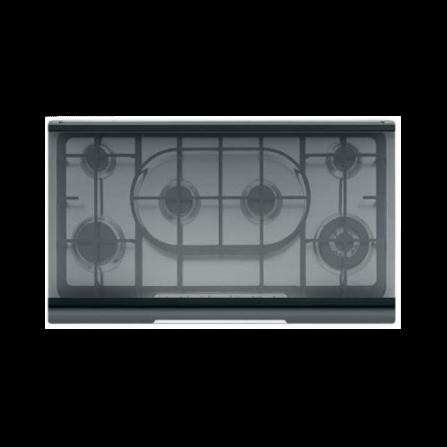 Electrolux EHLSL90K Coperchio vetro fumè per piani linea slim 90 cm