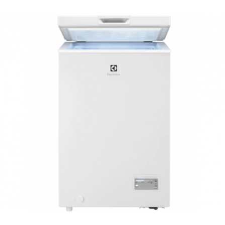 Electrolux LCB1AF14W0 Congelatore Orizzontale, Classe A+, Capacità Netta 142 Litri, Colore Bianco - Pronta Consegna