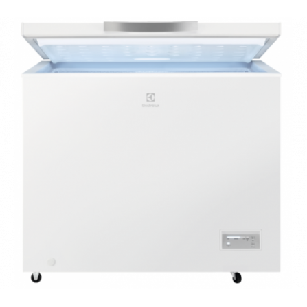 Electrolux LCB3LF26W0 Congelatore Orizzontale 254 Litri Low Frost Classe Energetica A++