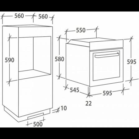 Congelatore a pozzo A+ 103 litri BD103RAA Haier
