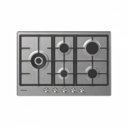 Candy Piano Cottura a Gas CHG7WLWEX - 33802785 Inox da 75cm