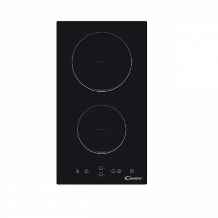 Candy Piano Cottura ad Induzione CDH 30 - 33801450 Vetro Nero da 27cm