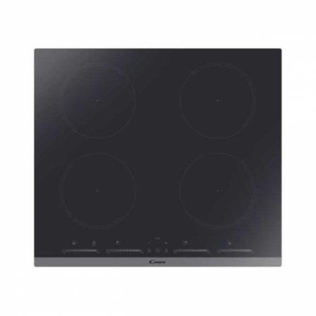 Candy Piano Cottura ad Induzione CIES642MCTT - 33802714 Vetro Nero da 60cm