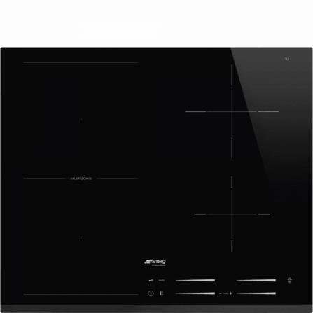 Smeg Piano Cottura ad Induzione SI1M7643B Nero da 60cm