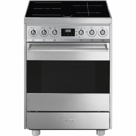 Smeg Cucina Elettrica C6IMXI9 Acciaio Inox da 60cm