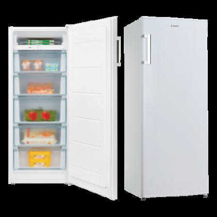Candy Congelatore Verticale 37001374 CMIOUS 5142WH/N Classe A+ - Pronta Consegna
