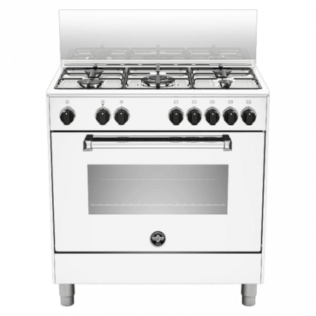 La Germania Cucina AMN855EBV 80x50 Bianca - Pronta Consegna