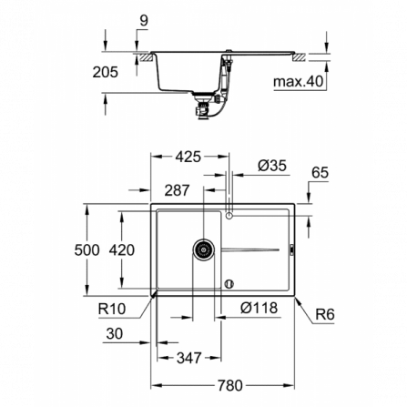 Frigocongelatore da incasso A+ ENN2431AOW Electrolux