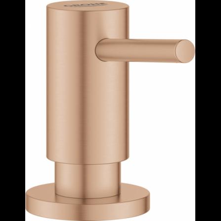 Grohe Dispenser Sapone Cosmopolitan Oro Rosa Spazzolato 40535DL0