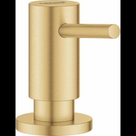 Grohe Dispenser Sapone Cosmopolitan Oro Spazzolato 40535GN0