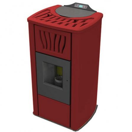 Cola Stufa Termo Power LS0NK30Y Rosso - Pronta Consegna
