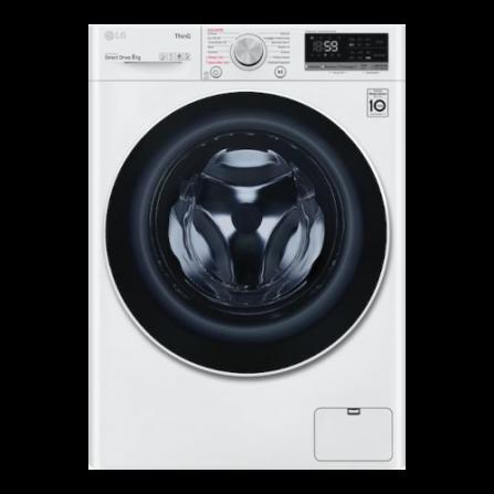 LG Lavatrice F4WV508S10E 8kg Classe A+++-40% - Pronta Consegna