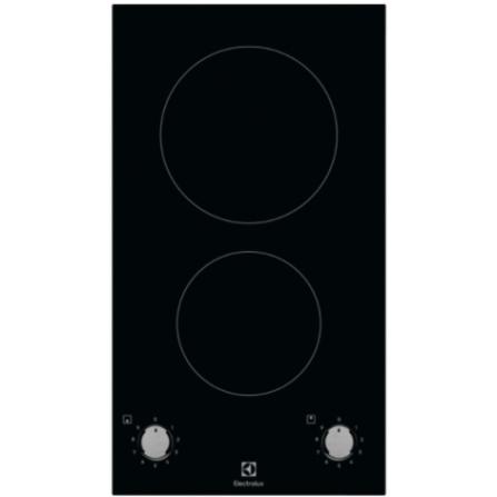 Electrolux Piano Cottura ad Induzione Domino LHR3210CK