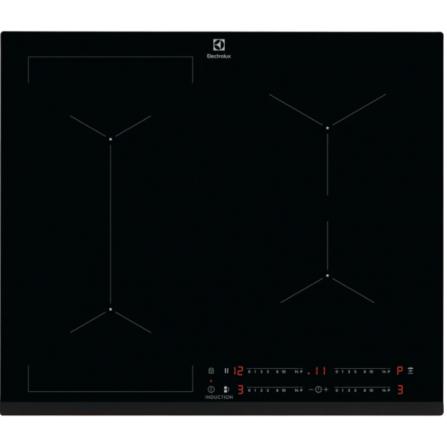 Electrolux Piano Cottura ad Induzione EIL63443 60cm Vetro nero