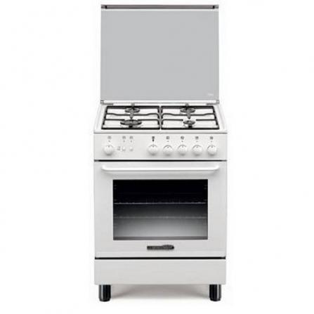 La Germania Cucina S14041WT 4 Fuochi Bianca