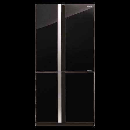 Sharp Frigorifero Side By Side 4 porte SJ-GX820FBK Pronta consegna