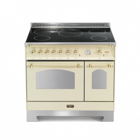 Lofra Cucina RBID96MFT/5I Dolce Vita Avorio 90X60