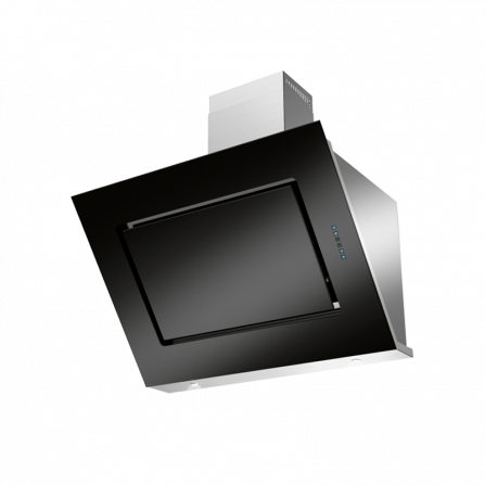 Lofra Cappa da Parete VIOLET 120cm Vetro Nero 120x50 Cm 800m3/H