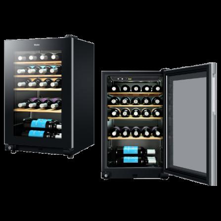 Haier Cantina Vini WS30GA 30 Bottiglie Nero - Pronta Consegna