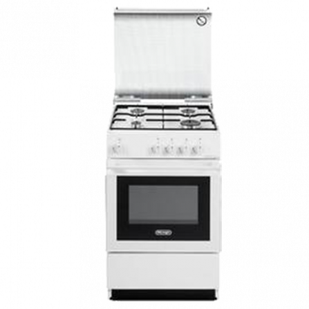 De Longhi Cucina SGW554GNN Bianca 4 Fuochi - Pronta Consegna
