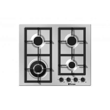 Tecno Gas Piano Cottura a Gas PN60GVF4FGX/1 60cm