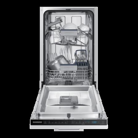 Samsung Lavastoviglie Integrata Totale DW50R4040BB Slim 45cm 9 Coperti A+