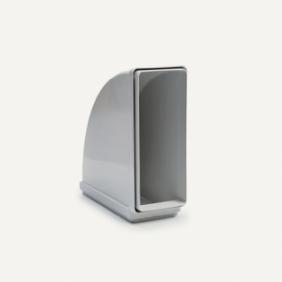 Falmec Accessorio Curva orizzontale / rettagolare KACL.385 150x70