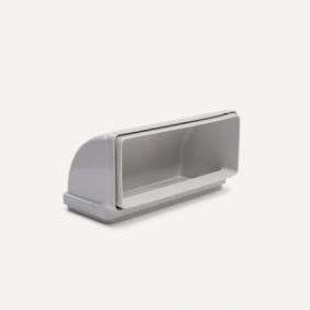 Falmec Accessorio Curva verticale / rettangolare KACL.369 220x90