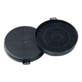 Falmec Accessorio Filtro carbone - rotondo 103050091 Filtro carbone circolare ø170 mm - Tipo 6 Coppia