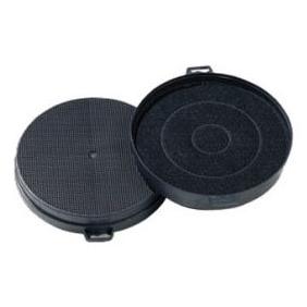 Falmec Accessorio Filtro carbone - rotondo 103050102 Filtro carbone circolare ø212 mm - Tipo 2 Coppia