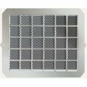 Falmec Accessorio Kit unità filtrante Carbon.Zeo esterna per cappe a isola KACL.934 Ricambi filtri