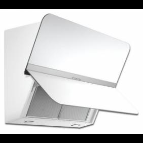 Falmec Flipper CFPN55.E0P2 ZZZF491F Parete 55 cm, bianco satinato, 800 m3/h